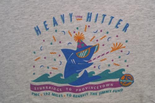 Heavy Hitter T-Shirt 1994