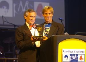 Starr, Benz, Sidney Farber Medal