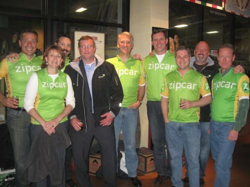Team Zipcar